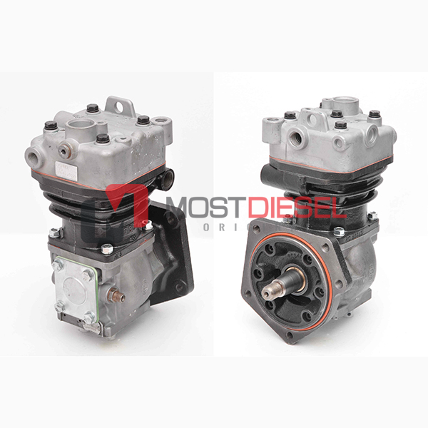 Air Compressor for Iveco, Ford Cargo and Deutz